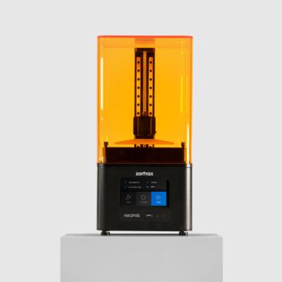 Stampante 3d resina zortrax inkspire