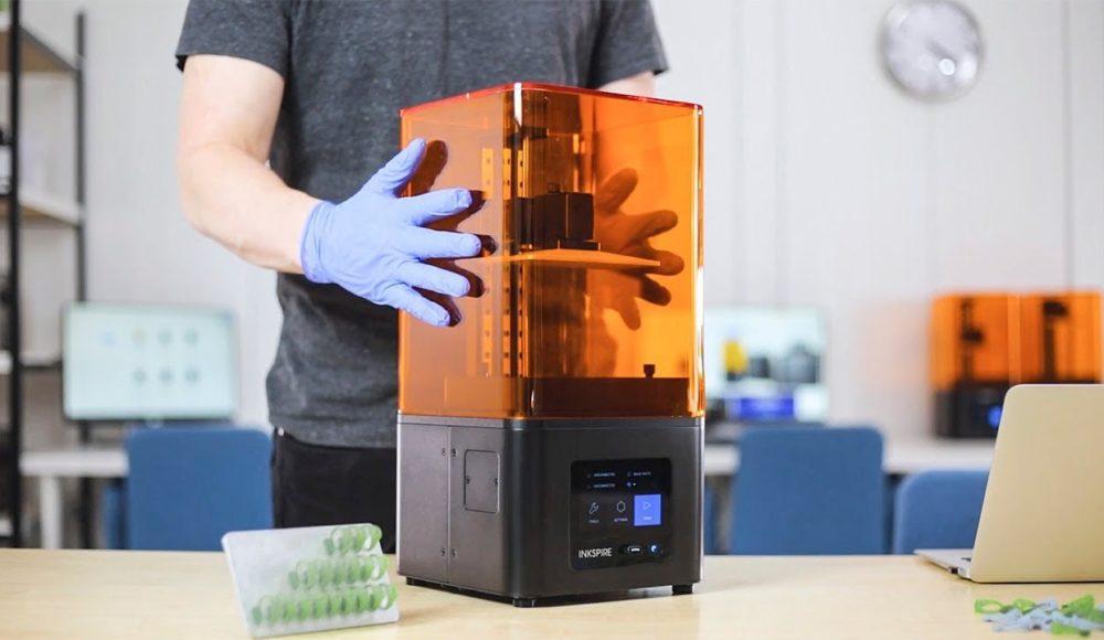 FDM / FFF / LPD vs stampa 3D a base di resina