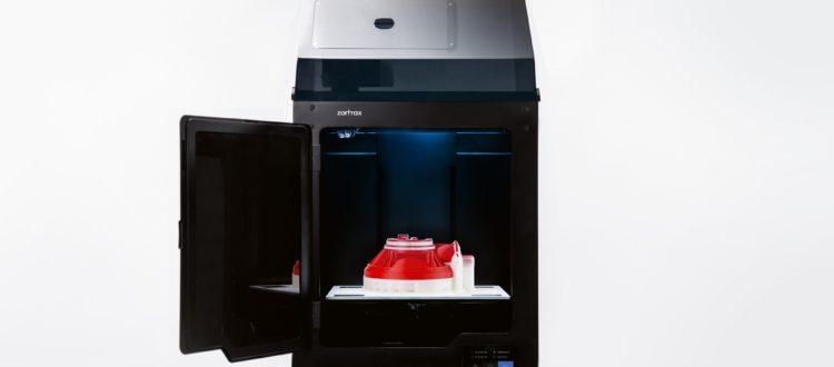 M300 dual zortrax stampante 3d