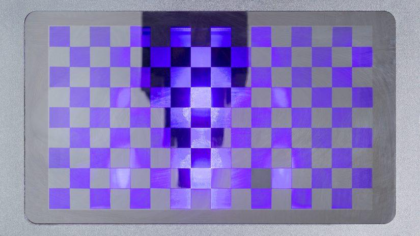 pattern schermo lcd inkspire